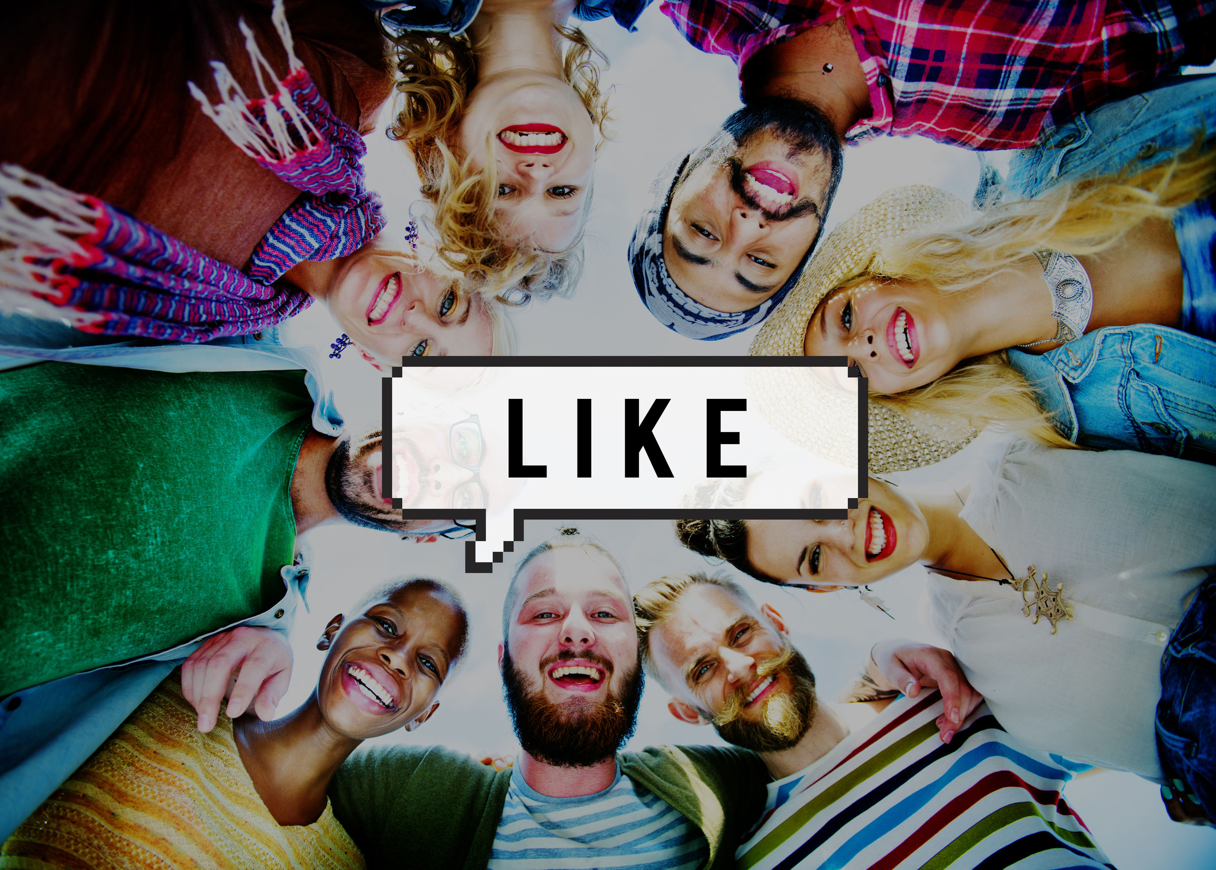 "The Power of the ""Like"" Button"