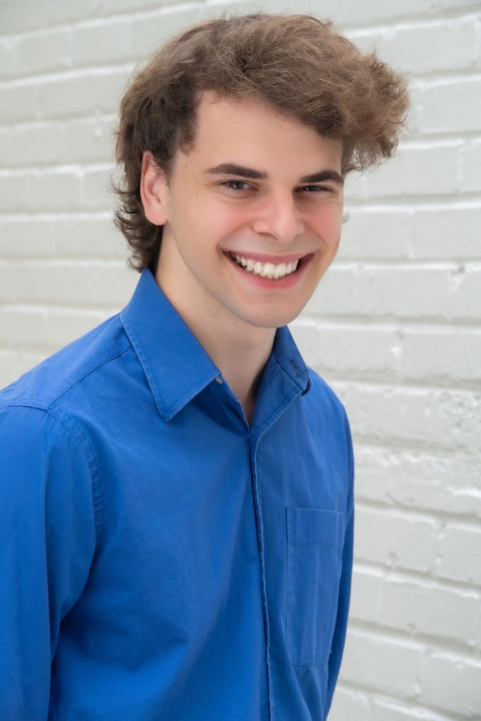 Evan Doremus, Junior Developer