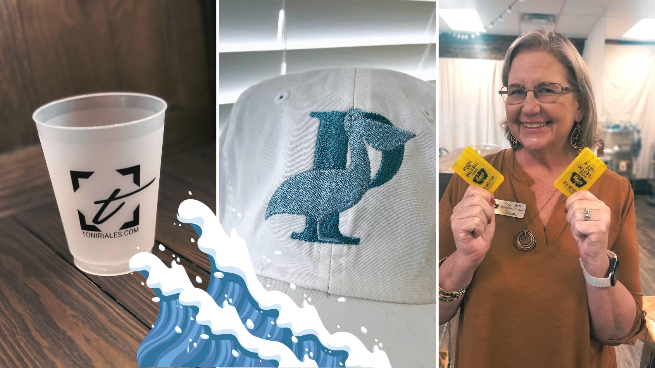 Toast to the Gulf Coast: Pelican Promos