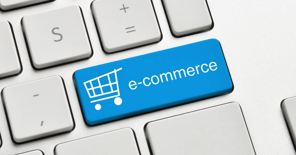 What is an e-commerce site?